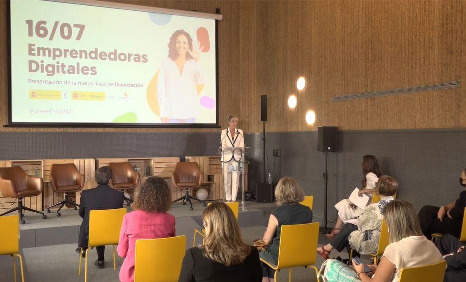 Batalla contra la brecha de género en la innovación: ayuda de 51 millones para emprendedoras de ENISA
